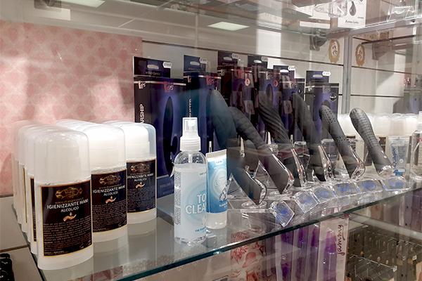 Sexy Shop Boutique I Trasgressivi